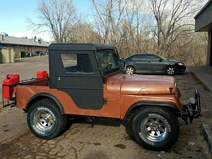 1961 Jeep CJ-5 for sale 100874304