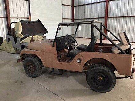1961 Jeep CJ-5 for sale 100927779