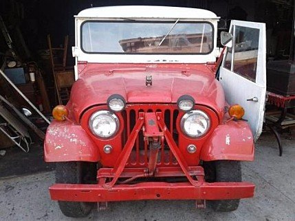 1961 Jeep Other Jeep Models for sale 100928614