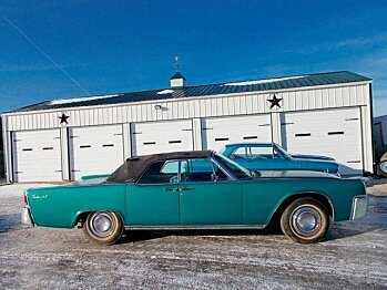 1961 Lincoln Continental for sale 100836407