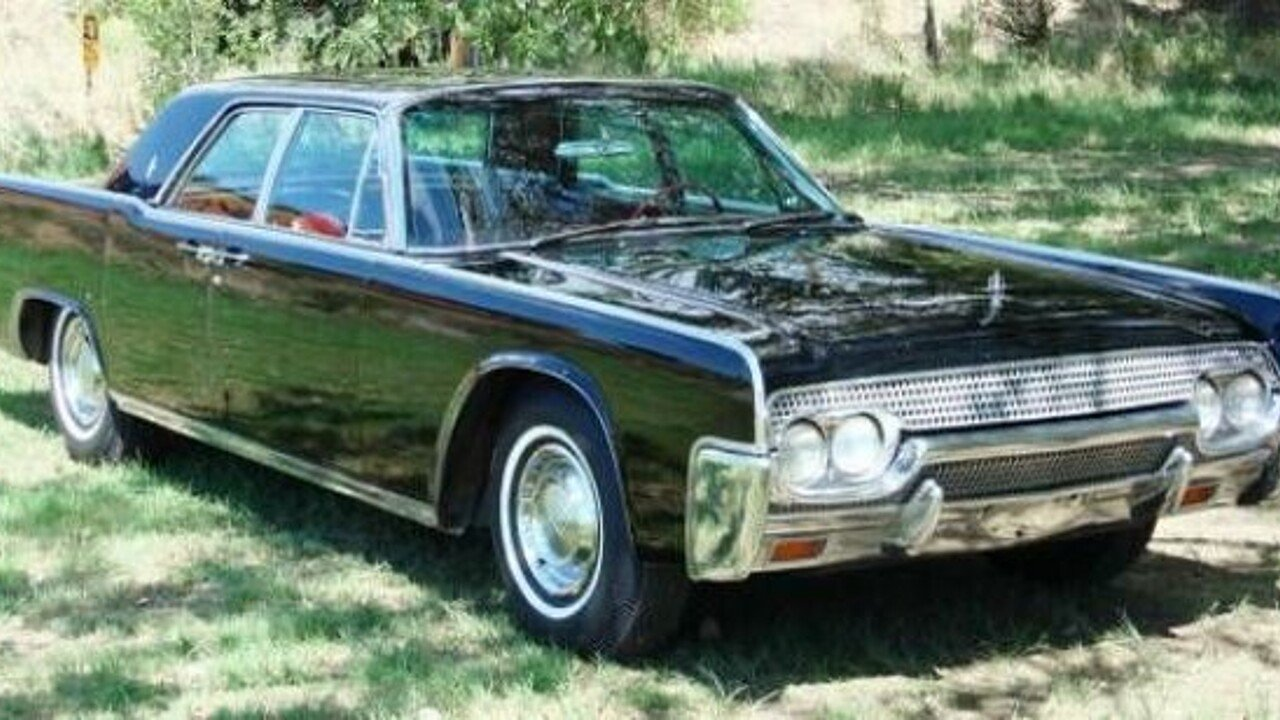 1961 Lincoln Continental for sale 100889106