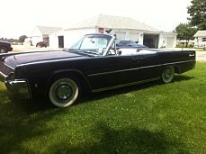 1961 Lincoln Continental for sale 100826089