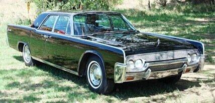 1961 lincoln continental classics for sale classics on autotrader. Black Bedroom Furniture Sets. Home Design Ideas