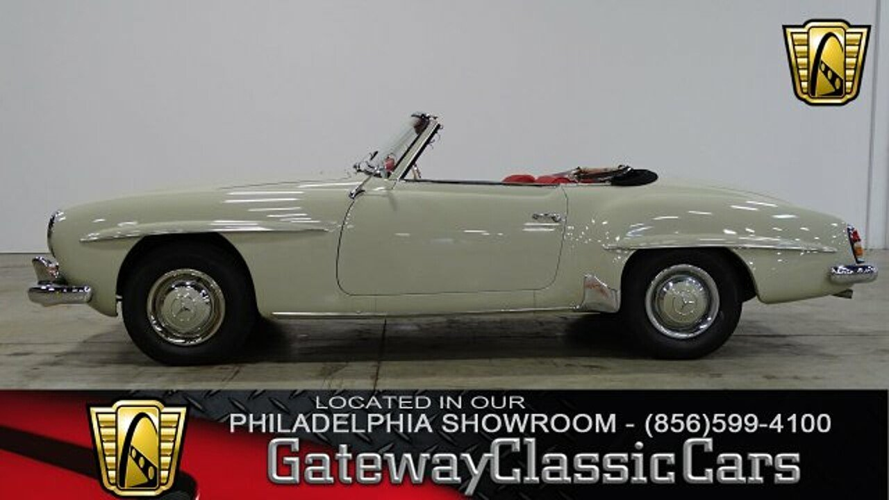 1961 Mercedes-Benz 190SL for sale 100877482