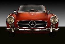 1961 Mercedes-Benz 190SL for sale 100899325