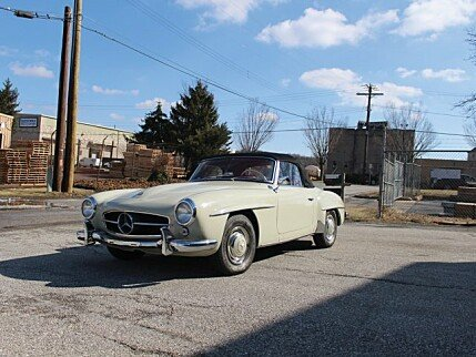 1961 Mercedes-Benz 190SL for sale 100966034