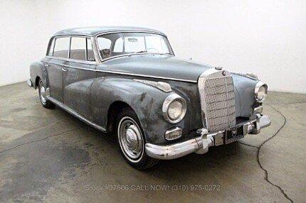 1961 Mercedes-Benz 300D for sale 100799167