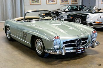 1961 Mercedes-Benz 300SL for sale 100910528