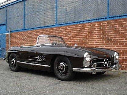 1961 Mercedes-Benz 300SL for sale 100962340