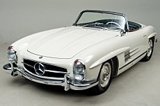1961 Mercedes-Benz 300SL for sale 100881906
