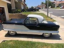 1961 Nash Metropolitan for sale 101001009