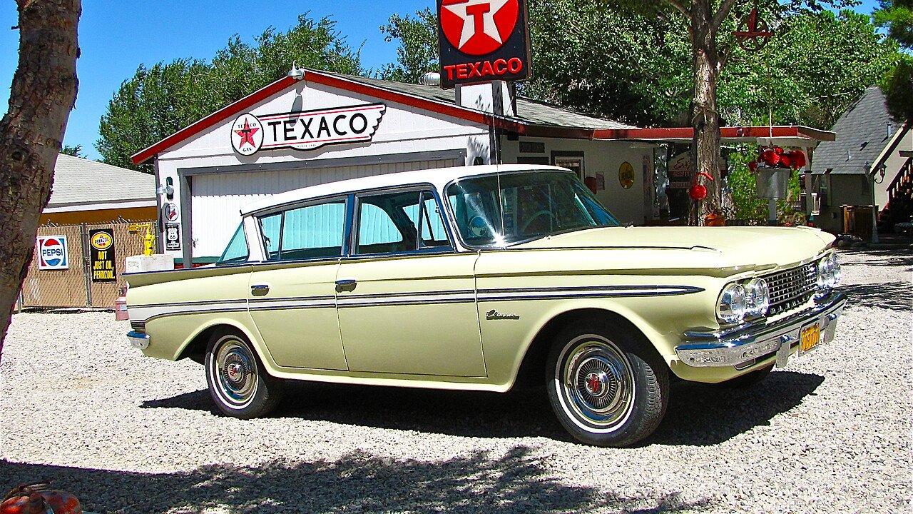 1961 Rambler Classic for sale near Lancaster, California 93536 ...