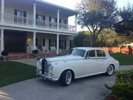 1961 Rolls-Royce Silver Cloud for sale 100810362