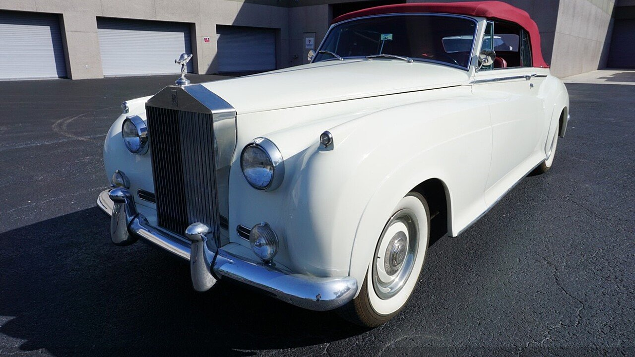 1961 Rolls-Royce Silver Cloud for sale near Boca Raton, Florida ...