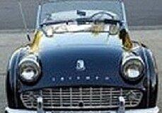 1961 Triumph TR3A for sale 100965874