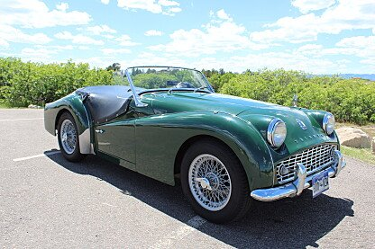 1961 Triumph TR3A for sale 100993747