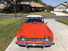 1961 Triumph TR4 for sale 100843279