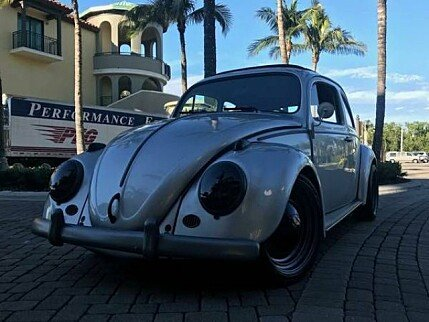 1961 Volkswagen Beetle for sale 100947494