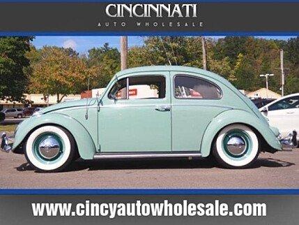 1961 Volkswagen Beetle for sale 100962082