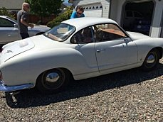 1961 Volkswagen Karmann-Ghia for sale 100839533