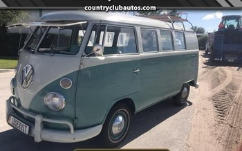 1961 Volkswagen Vans for sale 100925228