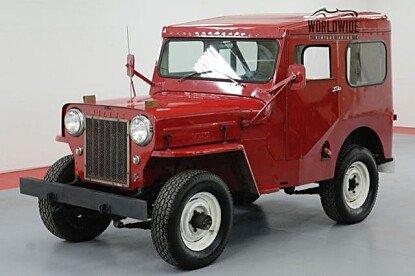 1961 Willys CJ-3B for sale 100985070