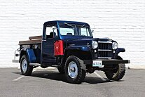 1961 Willys Other Willys Models for sale 100777859