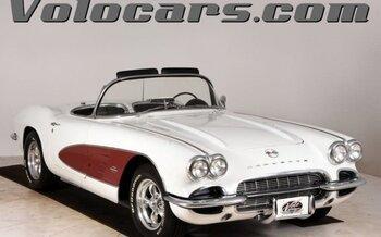1961 chevrolet Corvette for sale 101011561