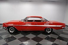 1961 chevrolet Impala for sale 100978716
