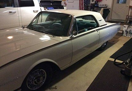 1961 ford Thunderbird for sale 100994018