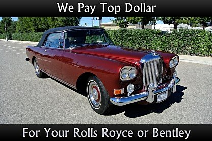 1962 Bentley S2 for sale 100794516