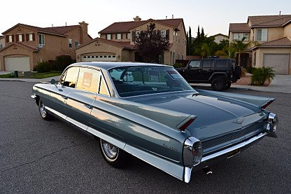 1962 Cadillac De Ville Sedan for sale 100922483