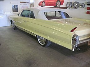 1962 Cadillac De Ville for sale 101027676