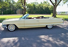 1962 Cadillac De Ville for sale 101030027