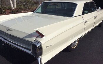 1962 Cadillac De Ville Sedan for sale 101054399