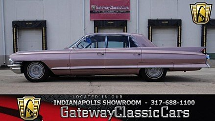 1962 Cadillac Fleetwood for sale 100789617