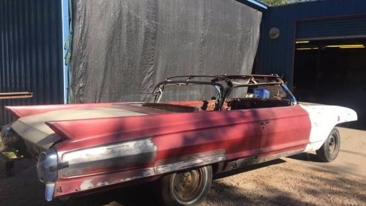 1962 Cadillac Other Cadillac Models for sale 100916923