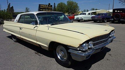 1962 Cadillac Series 62 for sale 100744869
