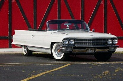 1962 Cadillac Series 62 for sale 100898368