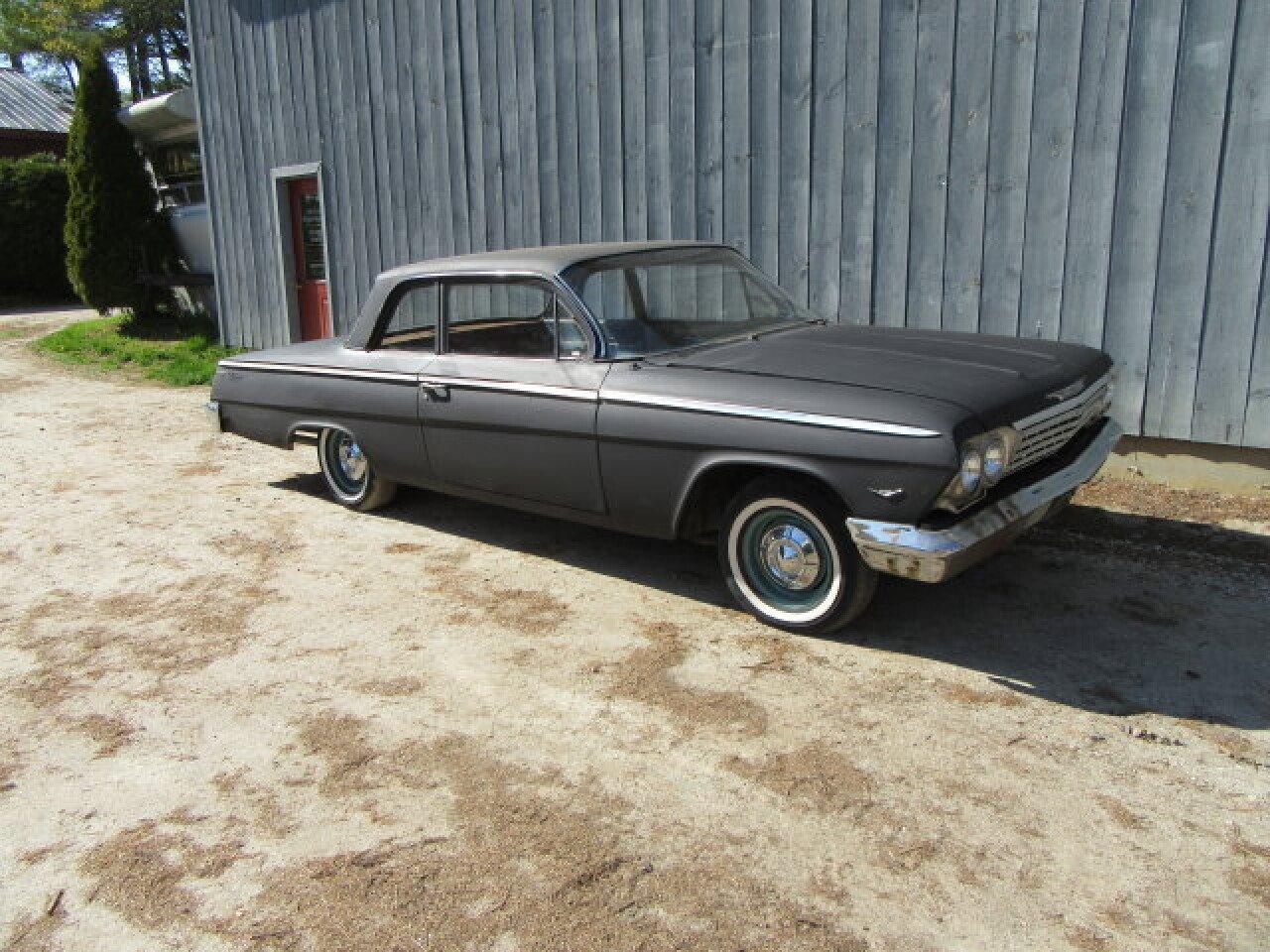 1962 Chevrolet Bel Air For Sale Near Freeport, Maine 04032