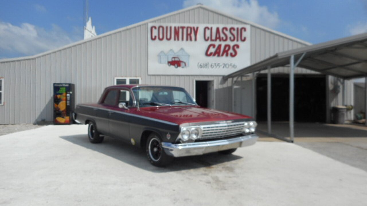 1962 Chevrolet Bel Air for sale 100748894