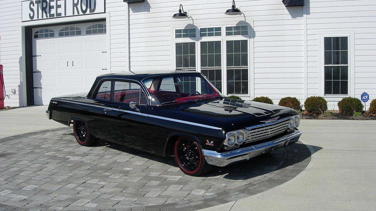 1962 Chevrolet Bel Air for sale near Newark, Ohio 43055 - Classics ...