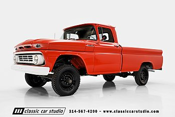 1962 Chevrolet C/K Truck for sale 100855876