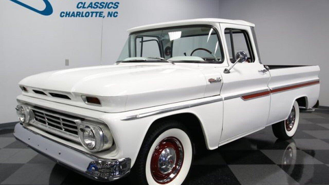 1962 Chevrolet C/K Truck for sale near Concord, North Carolina ...