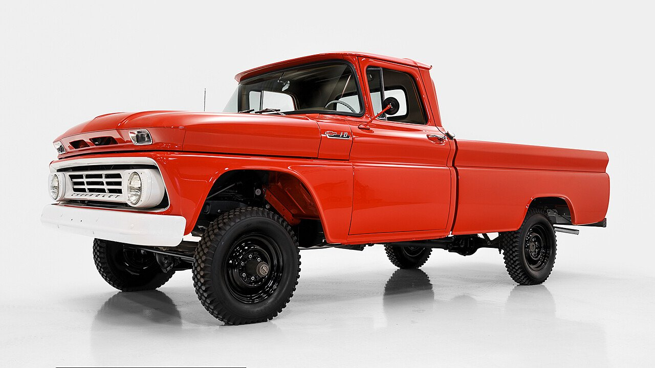 1962 Chevrolet C/K Trucks for sale 100855876