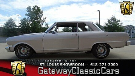1962 Chevrolet Chevy II for sale 100774938