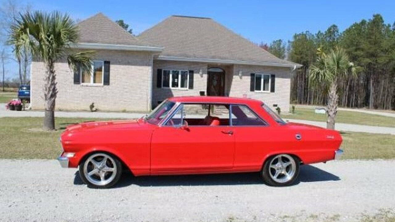 1962 Chevrolet Chevy II for sale 100923848