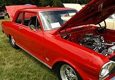 1962 Chevrolet Chevy II for sale 100978605