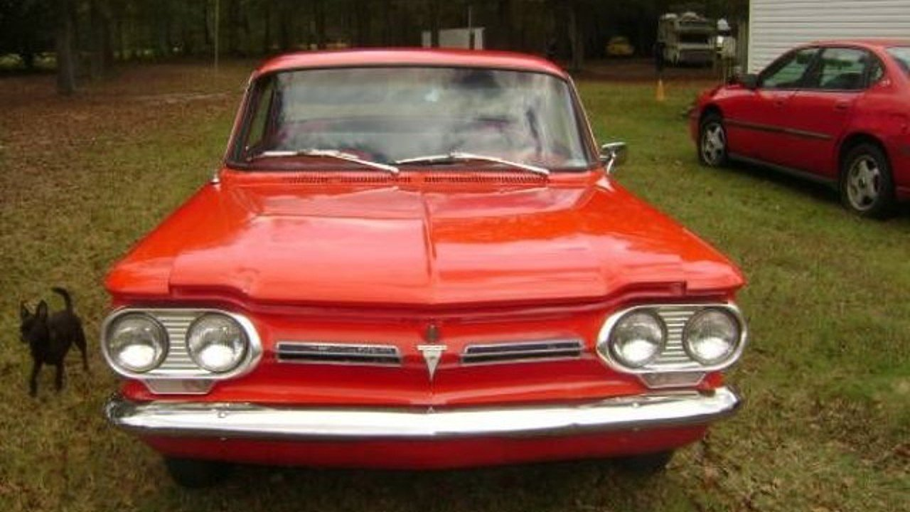 1962 Chevrolet Corvair for sale 100862246