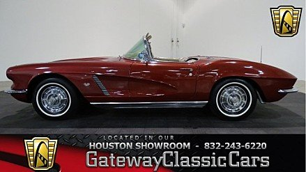 1962 Chevrolet Corvette for sale 100910947